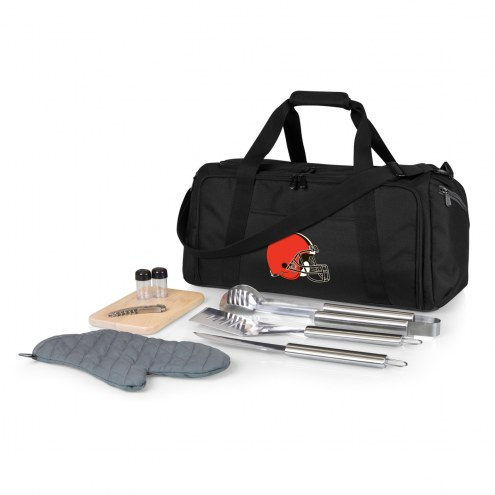 Cleveland Browns BBQ Kit Cooler