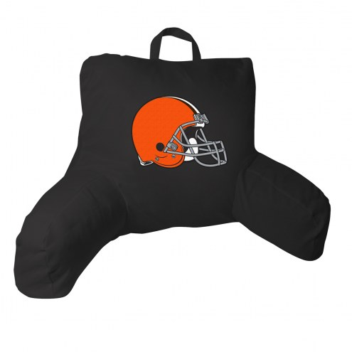 Cleveland Browns Bed Rest Pillow