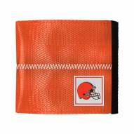 Cleveland Browns Belted BiFold Wallet