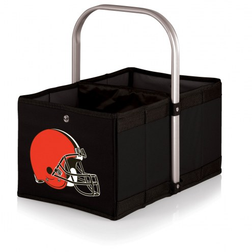 Cleveland Browns Black Urban Picnic Basket