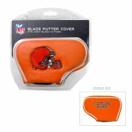 Cleveland Browns Blade Putter Headcover