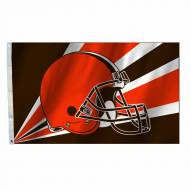 Cleveland Browns 3' x 5' Helmet Flag