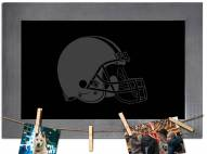 Cleveland Browns Chalkboard with Frame