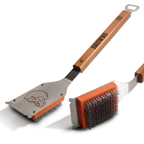 Cleveland Browns Classic Grill Brush