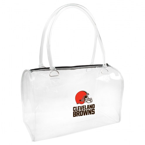 Cleveland Browns Clear Bowler