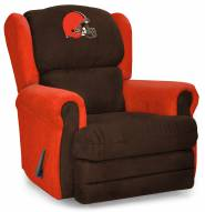 Cleveland Browns Coach Recliner