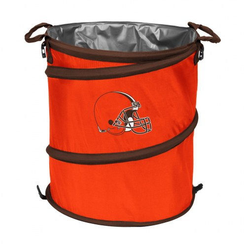 Cleveland Browns Collapsible Laundry Hamper