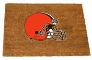 Cleveland Browns Colored Logo Door Mat
