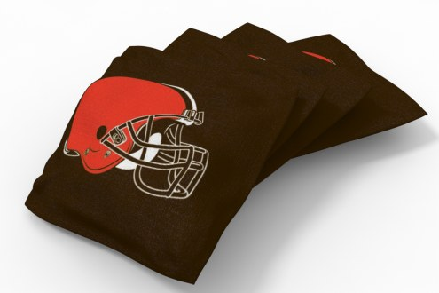 Cleveland Browns Cornhole Bags - Set of 4