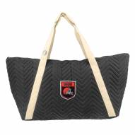Cleveland Browns Crest Chevron Weekender Bag