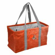 Cleveland Browns Crosshatch Picnic Caddy