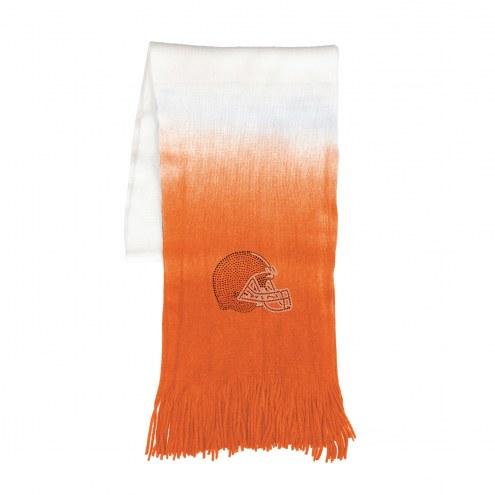 Cleveland Browns Dip Dye Scarf