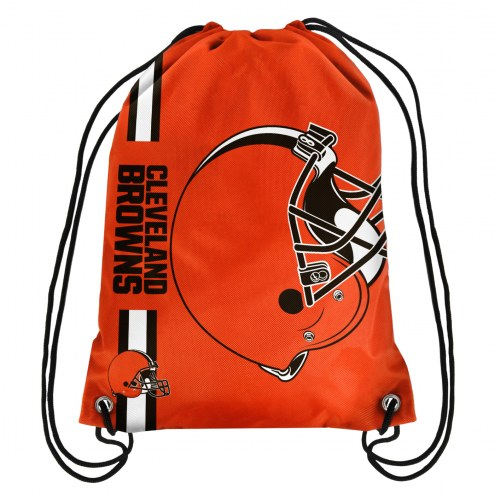 Cleveland Browns Drawstring Backpack