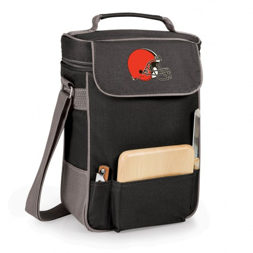 Cleveland Browns Duet Insulated Wine Bag