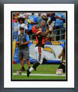 Cleveland Browns Duke Johnson Action Framed Photo