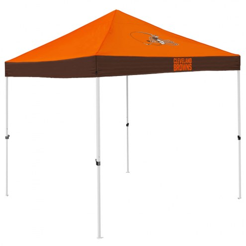 Cleveland Browns Economy Tailgate Canopy Tent