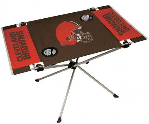 Cleveland Browns Endzone Table