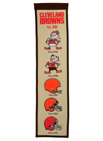 Cleveland Browns Fan Favorite Banner