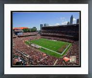 Cleveland Browns FirstEnergy Stadium Framed Photo