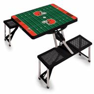 Cleveland Browns Folding Picnic Table