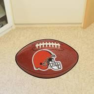 Cleveland Browns Football Floor Mat