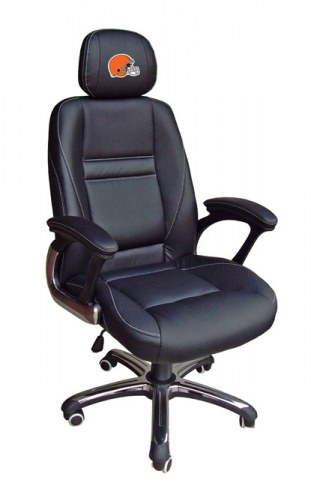 Cleveland Browns Head Coach Office Chair