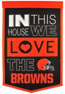Cleveland Browns Home Banner
