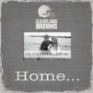 Cleveland Browns Home Picture Frame