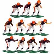 Cleveland Browns Home Uniform Action Figure Set