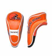 Cleveland Browns Hybrid Golf Head Cover