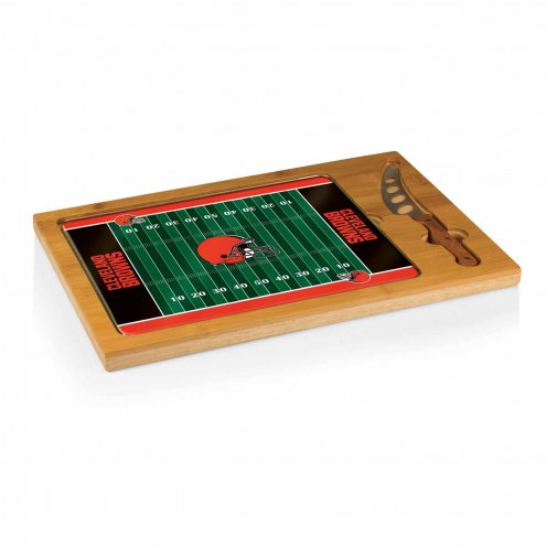 Cleveland Browns Icon Cutting Board