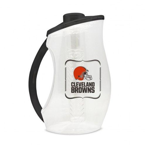 Cleveland Browns Infuser Pitcher