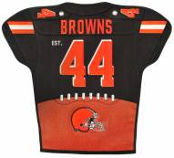 Cleveland Browns Jersey Traditions Banner