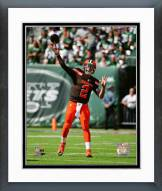 Cleveland Browns Johnny Manziel Action Framed Photo