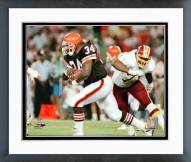 Cleveland Browns Kevin Mack 1991 Action Framed Photo
