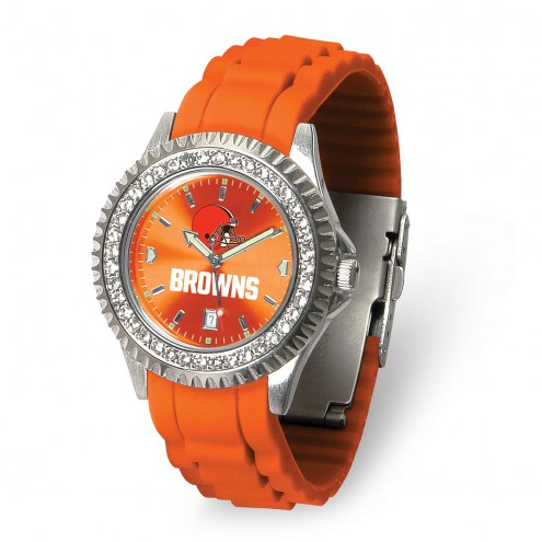 Cleveland Browns Sparkle Women's Watch