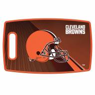 Cleveland Browns Large Cutting Board