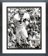 Cleveland Browns Leroy Kelly 1972 Action Framed Photo