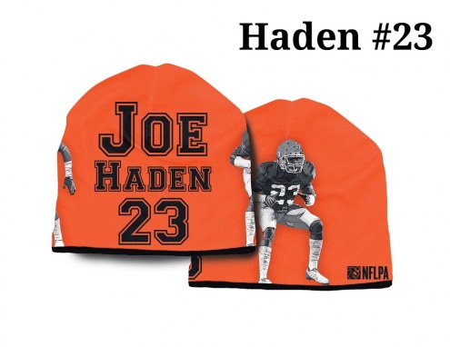 Cleveland Browns Lightweight Joe Haden Beanie