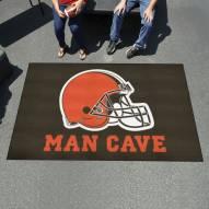 Cleveland Browns Man Cave Ulti-Mat Rug