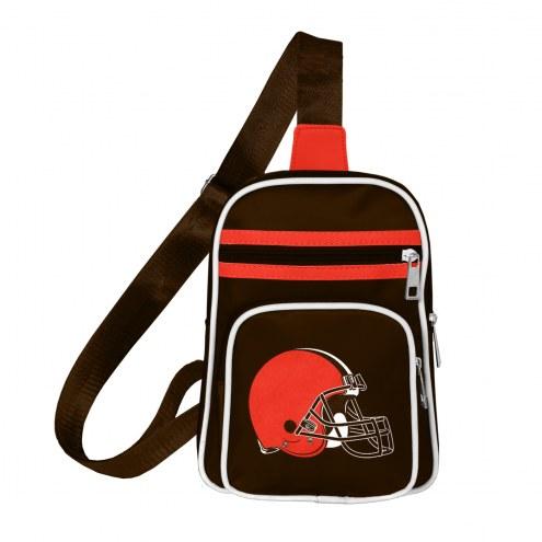 Cleveland Browns Mini Cross Sling Bag