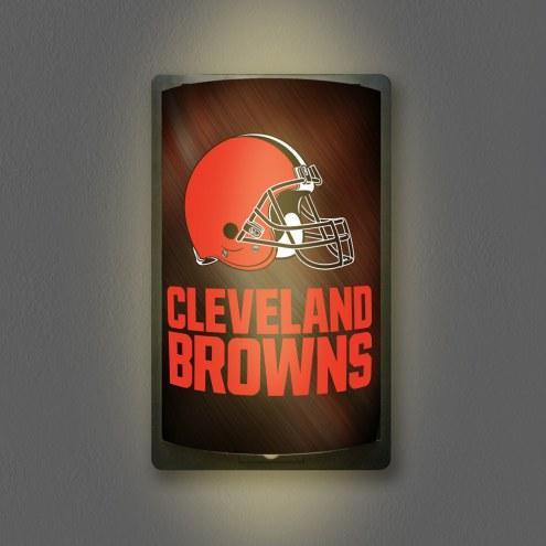 Cleveland Browns MotiGlow Light Up Sign