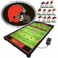 Cleveland Browns NFL Deluxe Electric Football Game