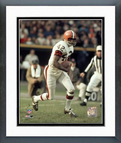 Cleveland Browns Paul Warfield - Action Framed Photo