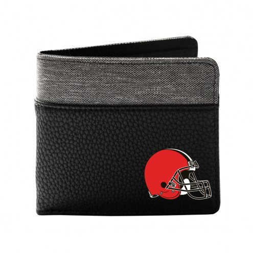 Cleveland Browns Pebble Bi-Fold Wallet