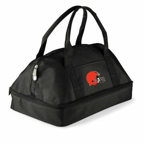 Cleveland Browns Potluck Casserole Tote