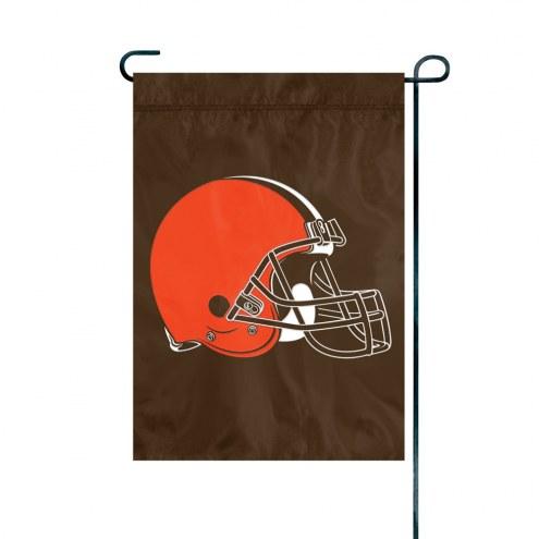 Cleveland Browns Premium Garden Flag