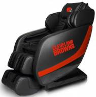 Cleveland Browns Professional 3D Massage Chair