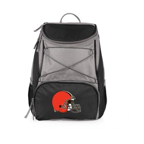 Cleveland Browns PTX Backpack Cooler