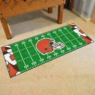 Cleveland Browns Quicksnap Runner Rug